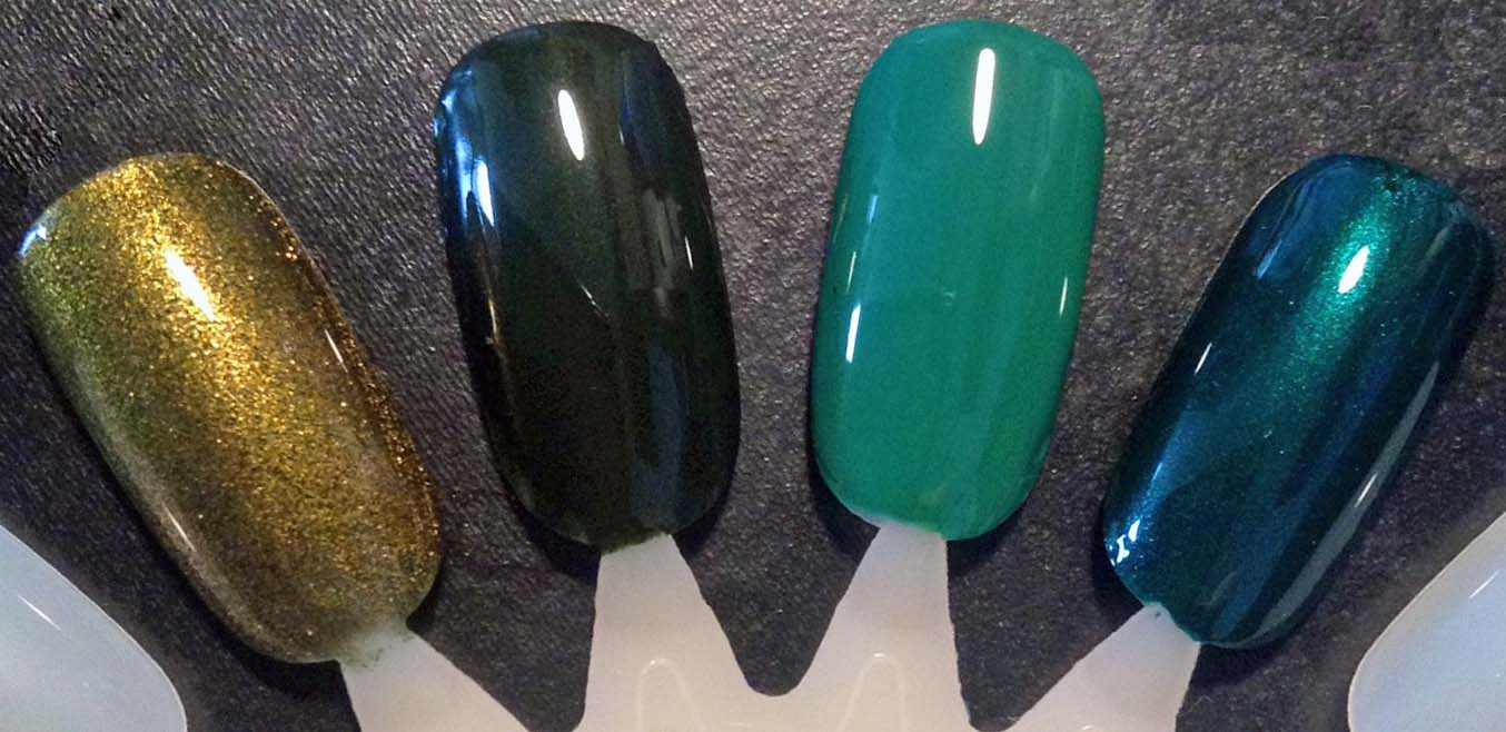 Greatest Green Nail Colors For 2013 Makeup Beauty