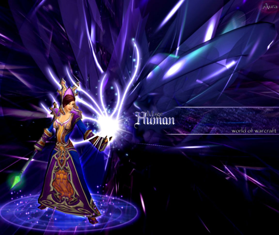World Of Warcraft Mage Wallpaper