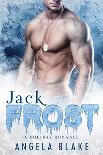 Jack Frost: A Holiday Romance by Angela Blake