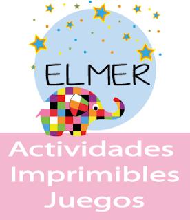 Actividades de Elmer