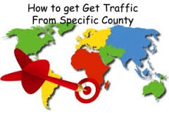 Traffic from specific country