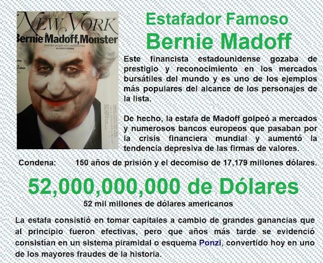 Fraudes famosos