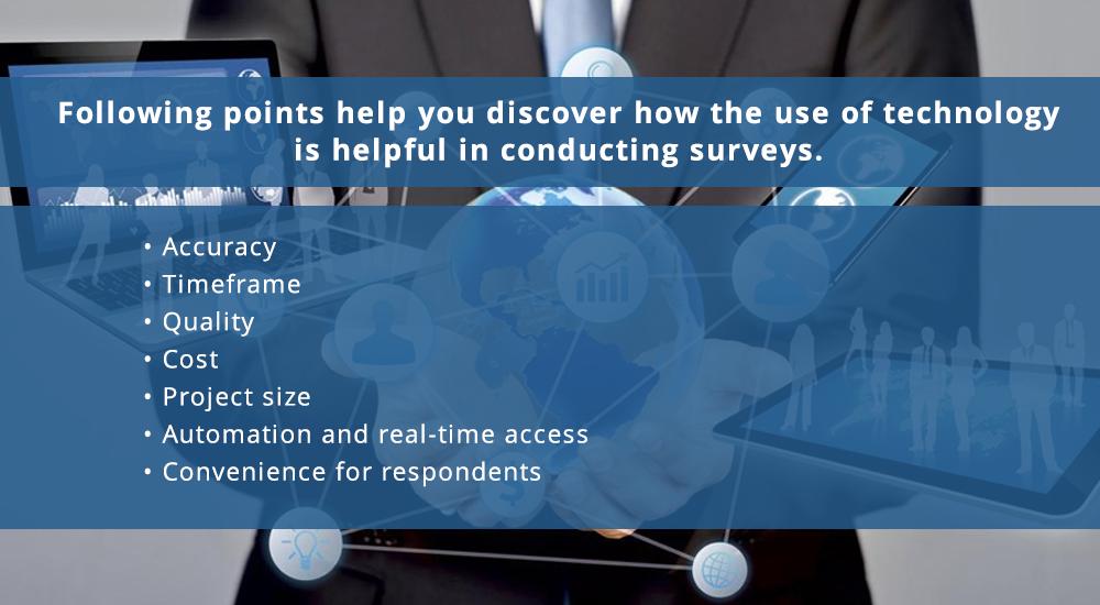 Technology In Survey