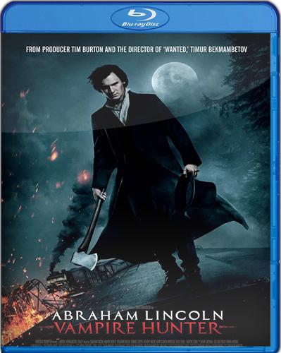 Abraham Lincoln: Vampire Hunter [2012] [BD25] [Latino]