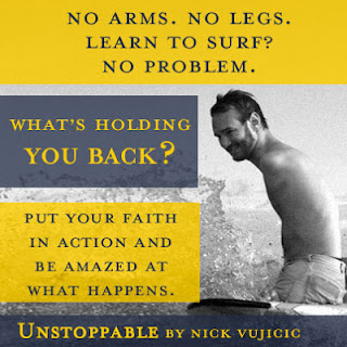 Putting Your Faith in Action  by Nick Vujicic