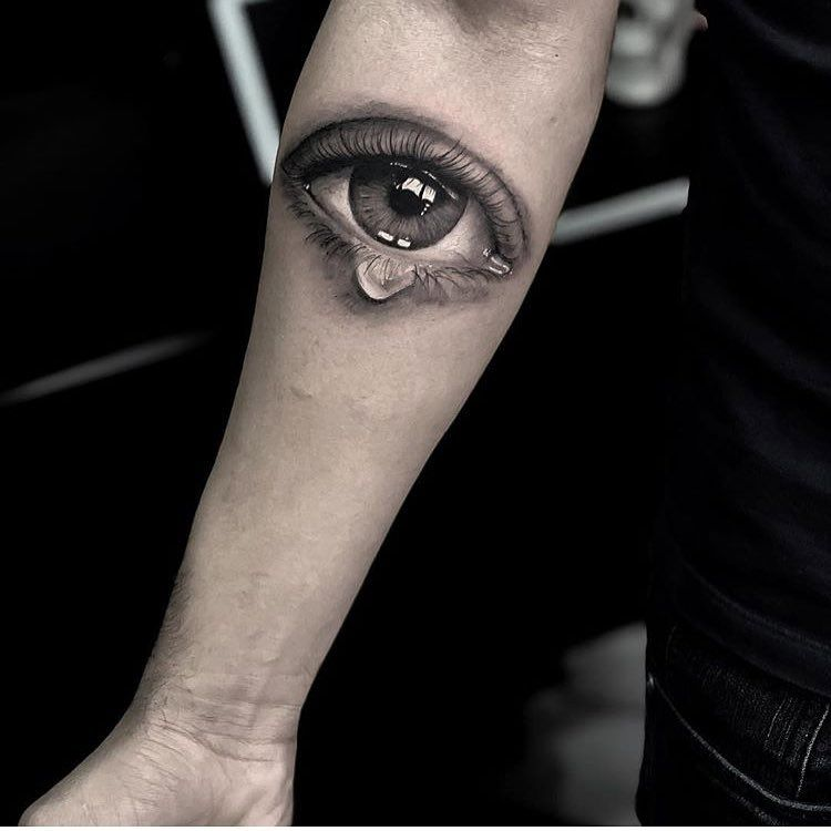 200+ Best Eye Tattoo Designs With Meanings (2020) Tribal ...