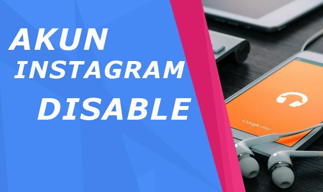 Cara Mengembalikan Akun Instagram yang Terkunci Secara Permanen