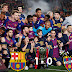 Barcelona wrapped up their 26th La Liga title with a lazy triumph over Levante on account