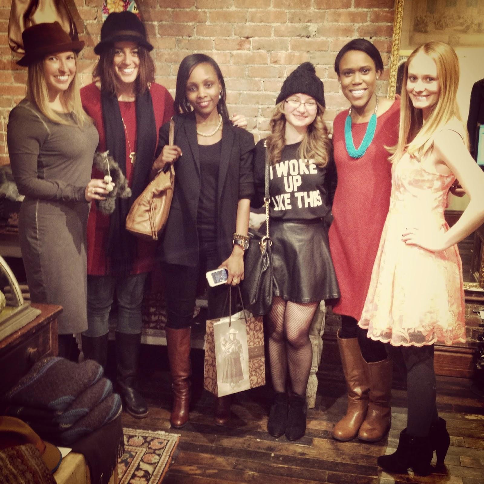 Boston Blogger Event: Peruvian Connection on Newbury