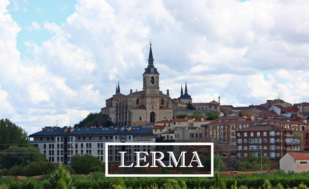 La villa Ducal de Lerma y su bello conjunto herreriano