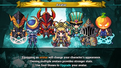 Zenonia S Avatars