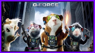 Download G-Force Game PSP For ANDROID - www.pollogames.com