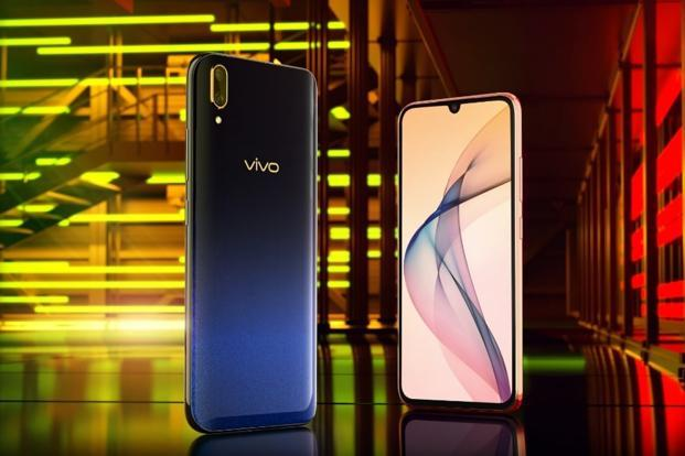 Announces for Vivo V11 element fingerprint sensor inside the screen and form another one