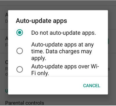 Cara Nonaktifkan Pembaruan / Update Aplikasi Otomatis di MIUI, Begini Caranya