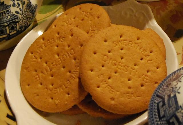 Biscoitos digestivos (Imagem: Reprodução/Incrível)