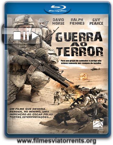Guerra ao Terror Torrent - BluRay Rip 720p Dual Áudio 5.1 (2010)