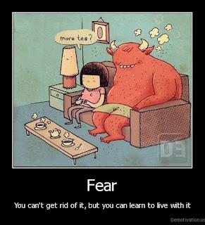 Medo de ter medo