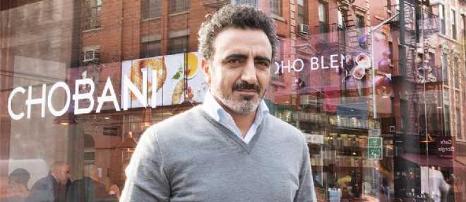 Muslim Founder Of Chobani Yogurt Under Attack From Conservative Media
