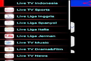 Download Aplikasi Streaming TV di Android Terlengkap Semua Siaran, Mantep !