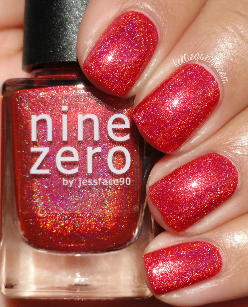 Nine Zero Lacquer Refraction