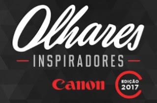 Cadastrar Promoção Canon 2017 2018 Olhares Inspiradores Nova Edição