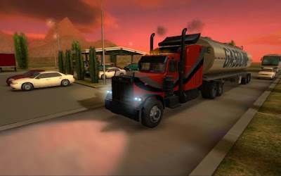 Truck Simulator 3D 2.0.1 Game For Android Terbaru 2016