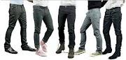 Jenis-Jenis Celana Cowok