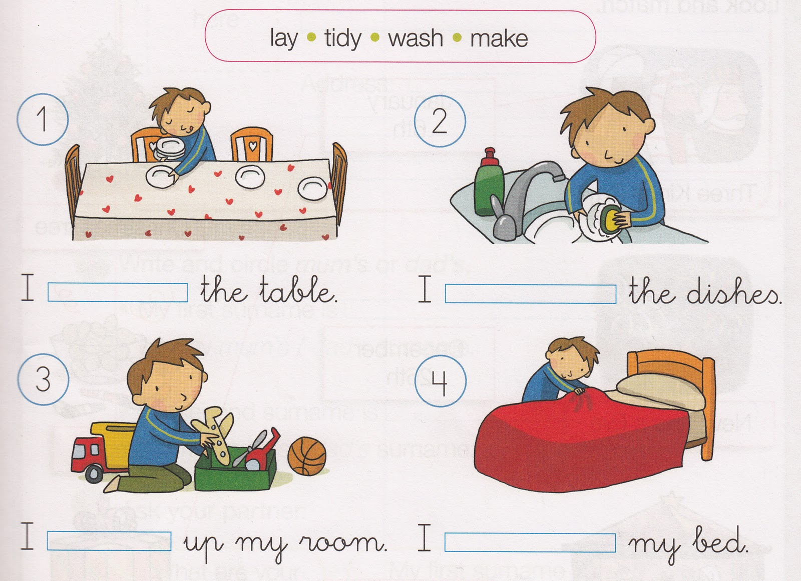 El Blog De Patricia Castillo Worksheets