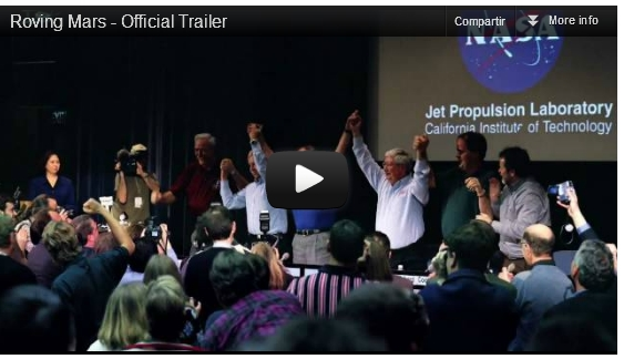 Trailer del Documental Explorando Marte HD 1080p 2006