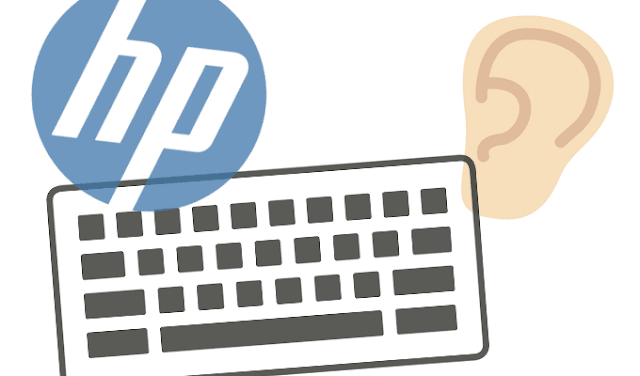 Keylogger Discovered On HP Windows Laptops image