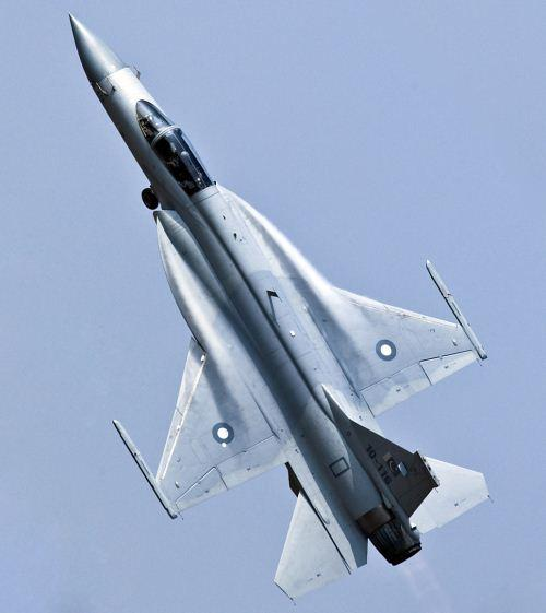 JF-17 Thunder Angkatan Udara Pakistan