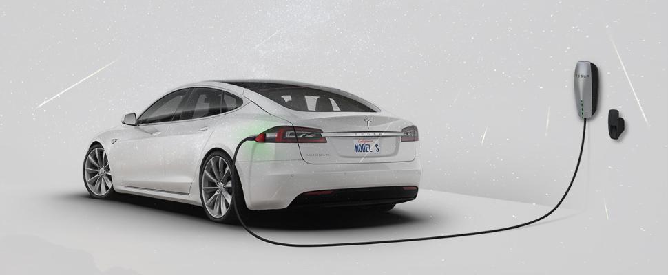 Carro Elétrico Tesla Model S