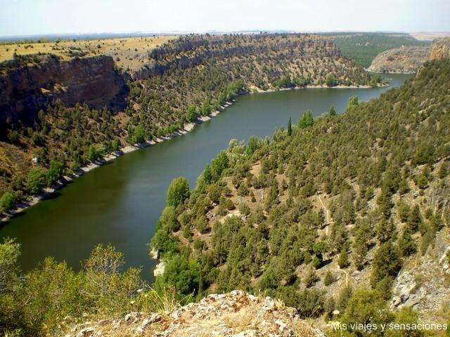Parque Natural de las Hoces del río Duratón, Sepúlveda