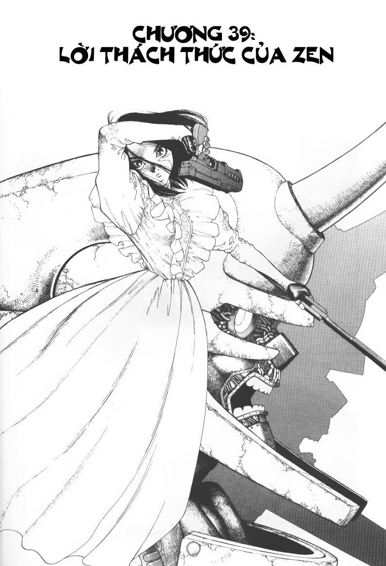Battle Angel Alita chapter 39 trang 1