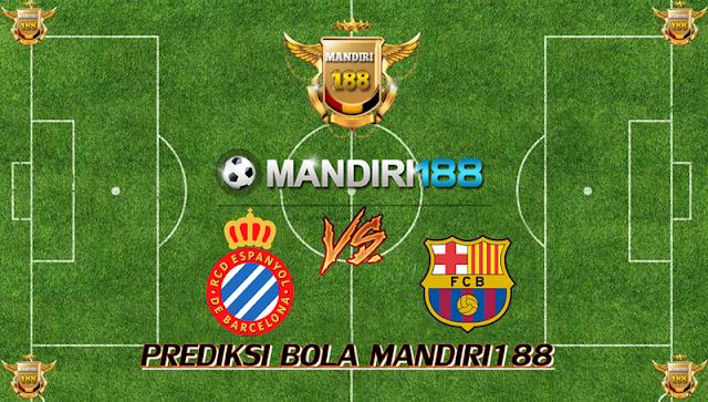 AGEN BOLA - Prediksi RCD Espanyol vs Barcelona 4 Februari 2018