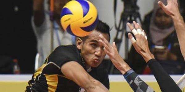 Indonesia Akan Hhadapi Korsel di 8 Besar Bola Voli Asia