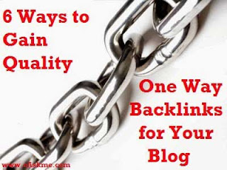 6 Ways to Gain Quality One Way Backlink in 2018 for Your Blog: eAskme