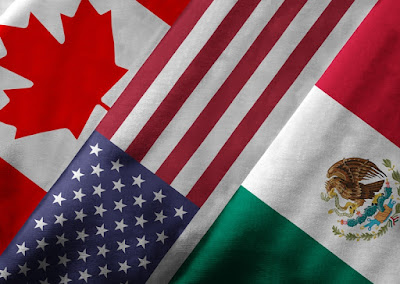 Relationships between three major North American countries could change after upcoming negotiations.