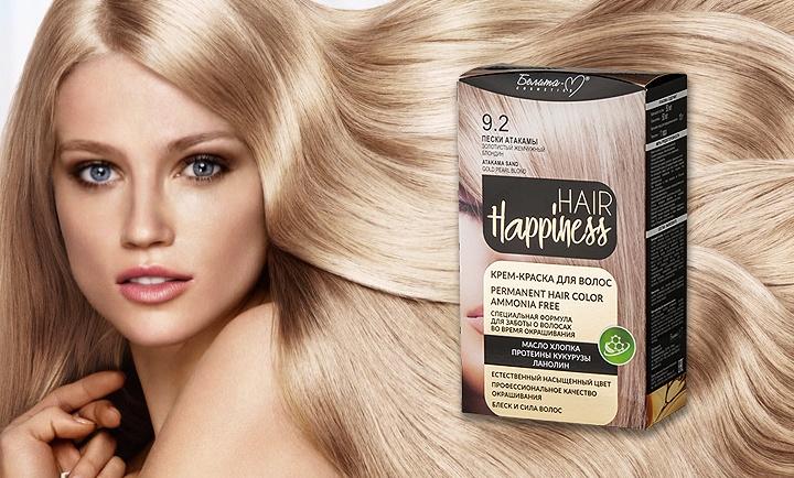 "Белита-М. Краска для волос ""HAIR HAPPINESS"""