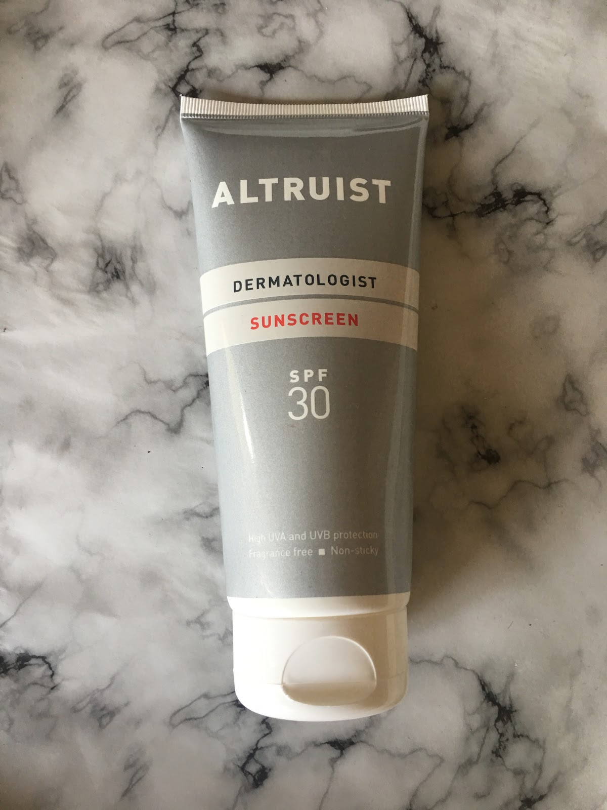 altruist dermatologist sunscreen factor 30 first