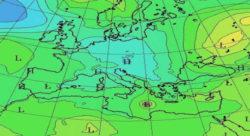 Σπάνιο καιρικό φαινόμενο από Δευτέρα στην Κεντρική Μεσόγειο