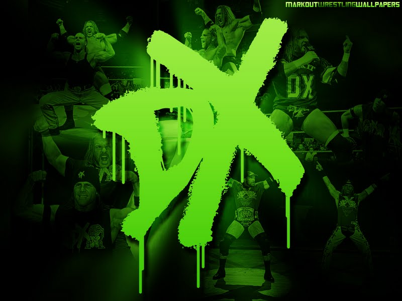Cool Sports Players: Triple H DX Wallpapers