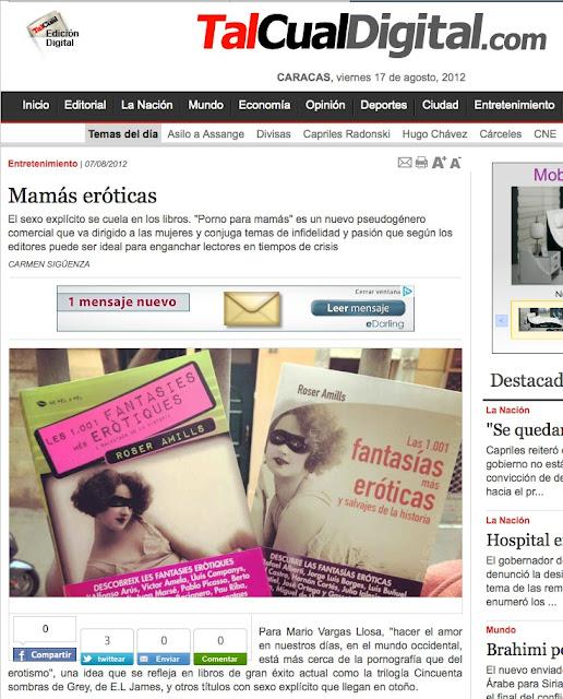 Caracas   Mamás con fantasías eróticas