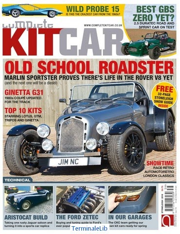 Complete Kit Car Se Stoneleigh 2018 Uk Magazine Issue 139 April 2018