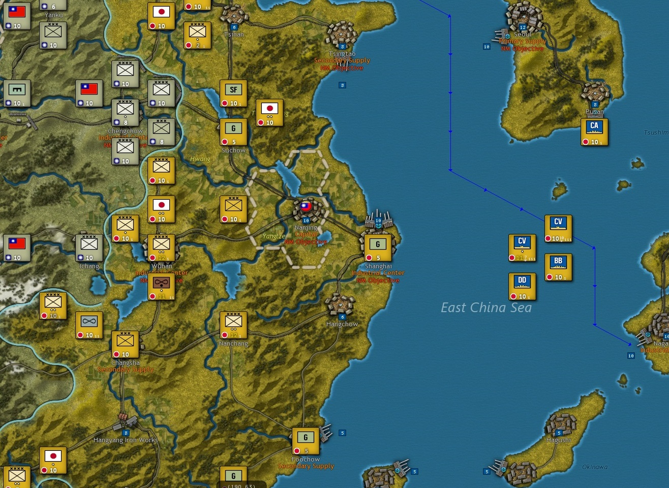 Review Strategic Command Wwii World At War Pc