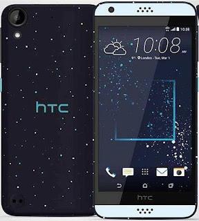 Spesifikasi HTC Desire 530