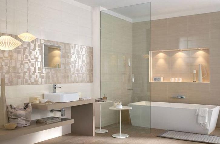 desain keramik dinding kamar mandi minimalis