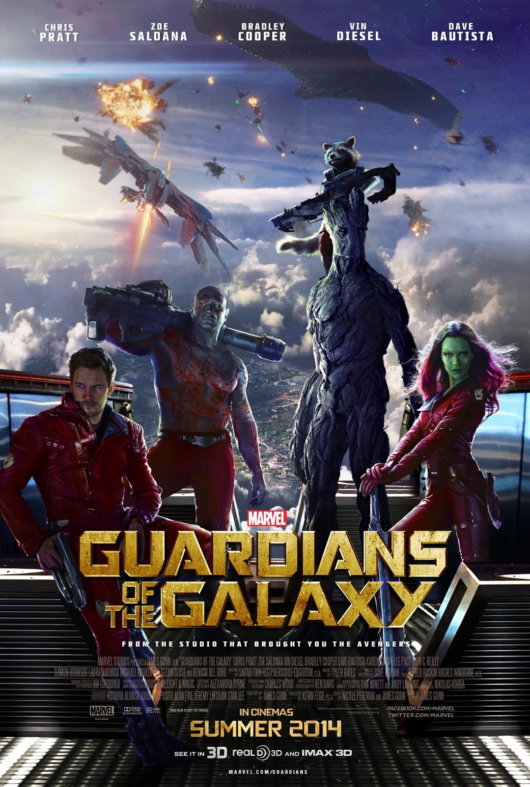 Nonton Film Guardians of the Galaxy (2014)