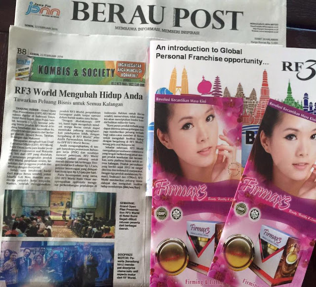 Kejayaan RF3 World Firmax3 Malaysia Best