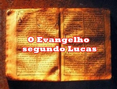 Resultado de imagem para evangelho segundo lucas